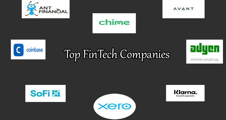 Best Fintech Companies