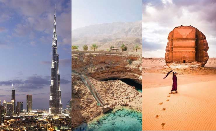Middle-East-Tourist-Destination