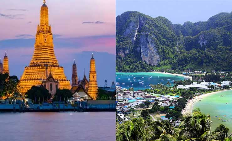 Thailand-tourist-destination