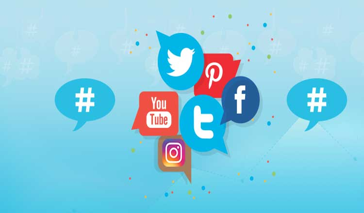 Use Relevant social Media Hashtags
