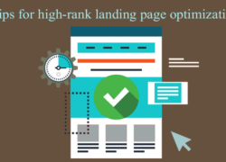 Tips for high-rank landing page optimization
