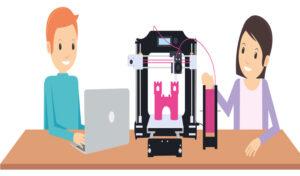 printing-prototype-3DPrinter