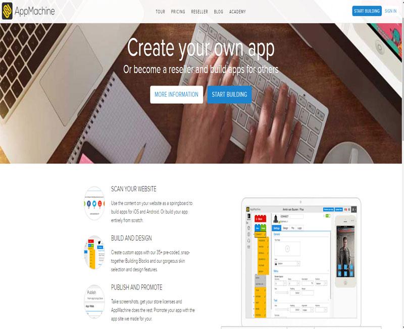 AppMachine-Android-Development-Tool