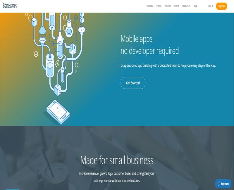 BiznessApps-Android-Development-Tool