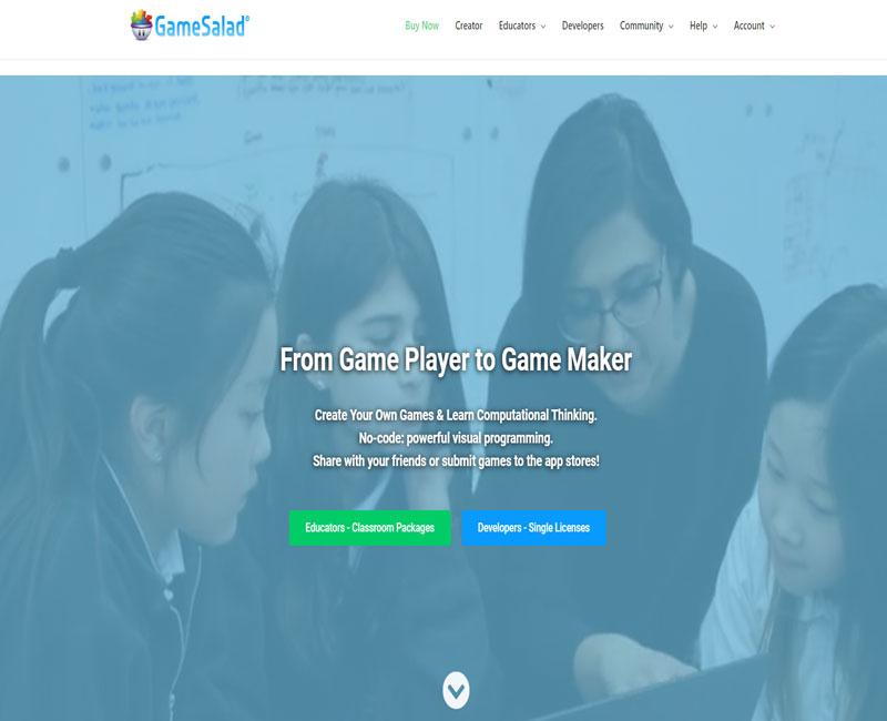 GameSalad-Android-Development-Tool