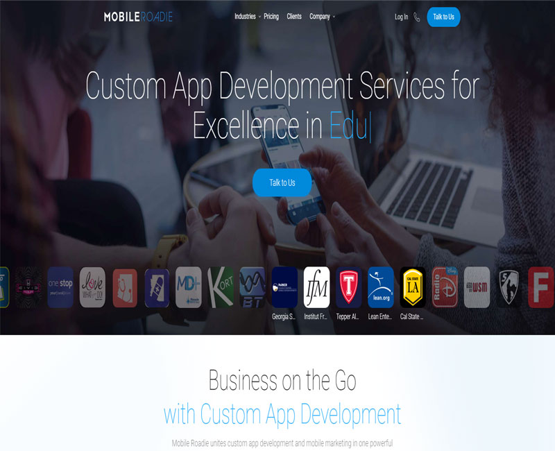 Mobile-Roadie-Android-Development-Tool