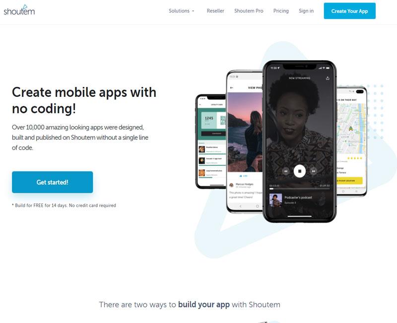 ShoutEm-Android-Development-Tool