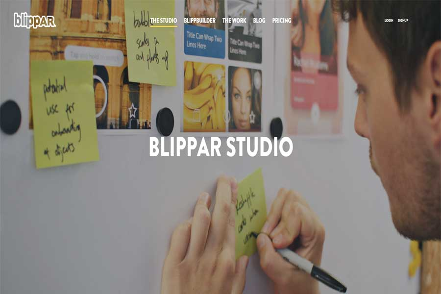 Blippar-Face-Recognition-App
